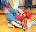 Юные тульские самбисты завоевали медали в Калужской области