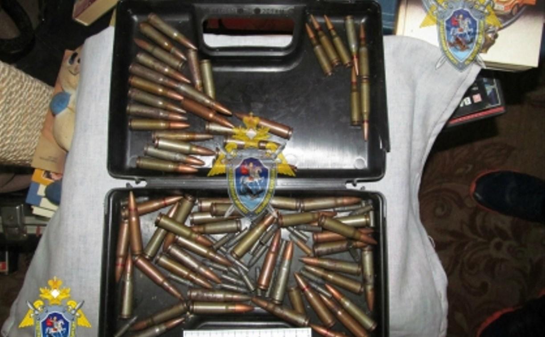 В Щекинском районе пенсионер выстрелил в соседа, перепутавшего дверь