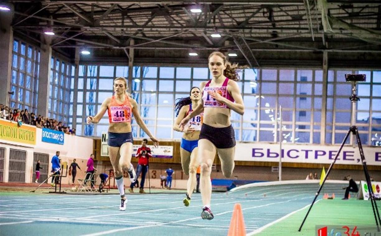 Тульская легкоатлетка Екатерина Реньжина стала победительницей этапа «Гран-при России»