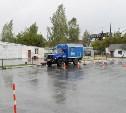Компания «Тулэнерго» проверила профмастерство водителей