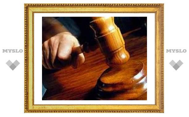 Туляки ходят в суд с ружьями и боеприпасами