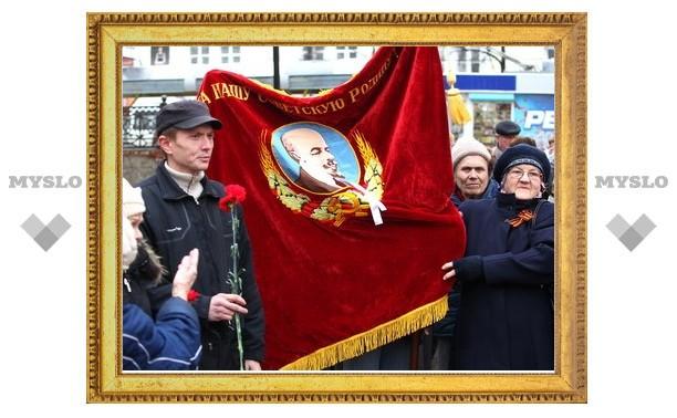 В Туле отмечают праздник 7 ноября