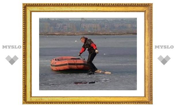 В Щекино утонул рыбак