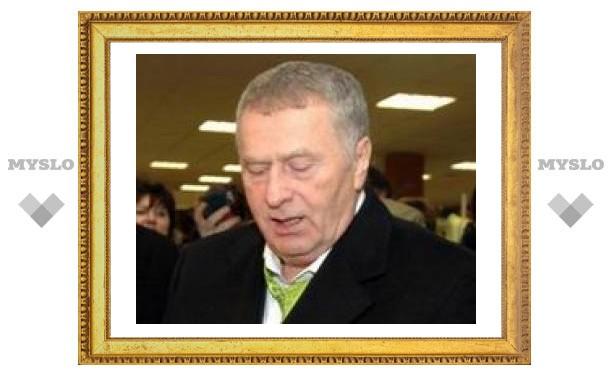 Жириновский попал в больницу после встречи с Путиным