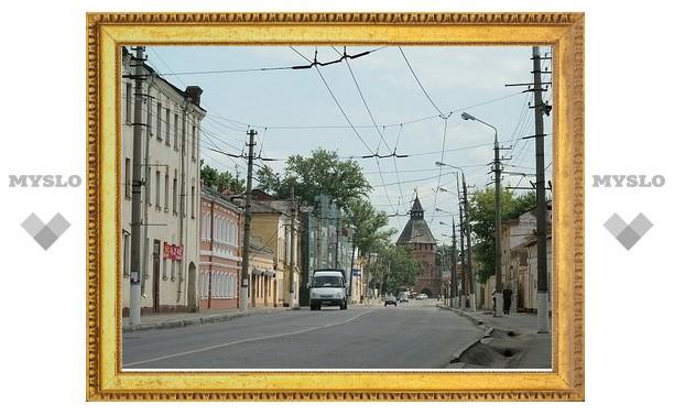 В Туле восстановят исторический центр