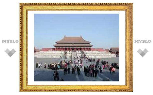 К Олимпиаде Пекин станет подлинно запретным городом