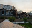 При пожаре в Ясногорске погибли два человека