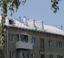 В Славном заканчивается ремонт протекающих крыш восьми домов