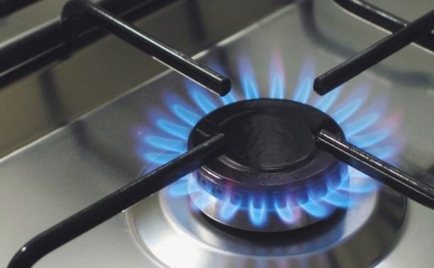 C 1 июля в Тульской области вырастет тариф на газ