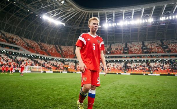 Тульский «Арсенал» подписал защитника «Рубина»