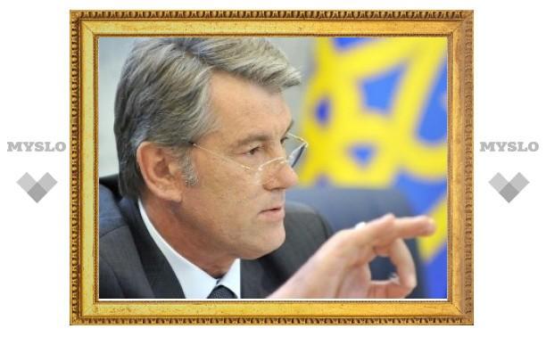 Ющенко внес себя в пятерку лучших банкиров мира
