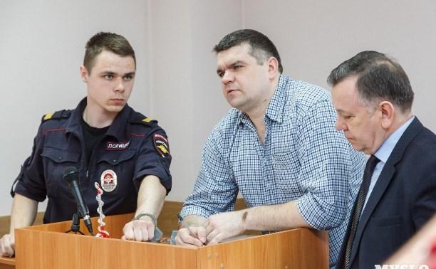 Бывшему заместителю Прокопука не смягчили приговор