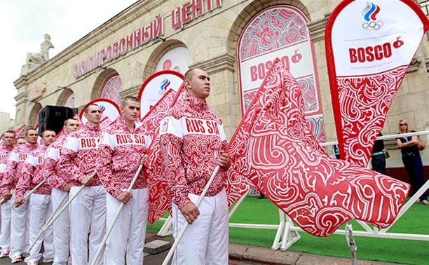 Определен состав олимпийской сборной России на игры в Сочи