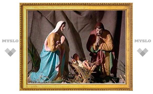 Тульские католики готовятся к Рождеству