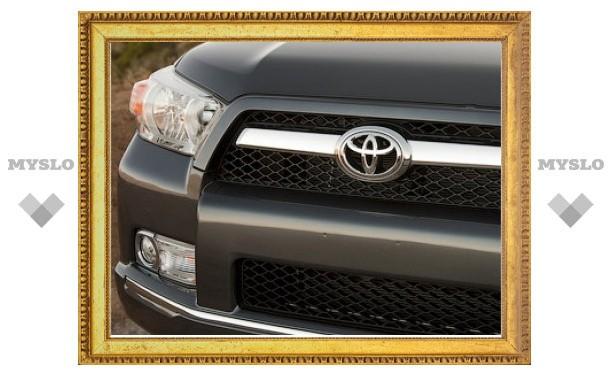 Компания Toyota тайно выкупала у американцев дефектные автомобили