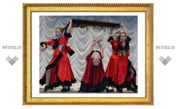 """Шоу-балет """"Цветы"""" лучше всех танцует фламенко"""