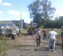 Коммунальная авария в Кимовске: жителям раздают воду