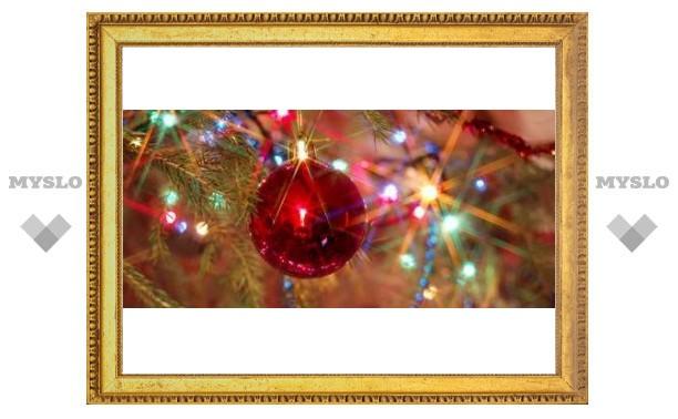 Тула готовится к Новому году