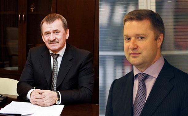 Два советника губернатора Тульской области ушли на другую работу