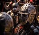 Более ста воинов разных стран и эпох сразились на «Тульских баталиях»