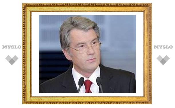 Украинские анархисты обвинили Ющенко в государственной измене