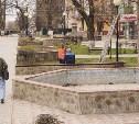 Тулякам предложат сделать проект благоустройства «аллеи фонтанов»