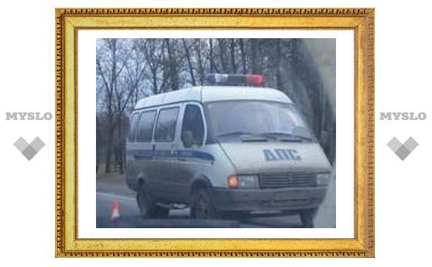 """Машина с курсантами влетела в """"КамАЗ"""""""