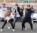 Знай наших! Тульские танцоры снялись в клипе для МУЗ ТВ