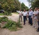 Власти города проинспектировали качество выполнения ремонта дорог