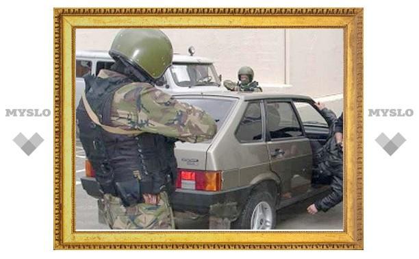 В Туле наркоторговцы напали на спецназ