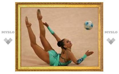 Тульские гимнастки выиграли международный турнир