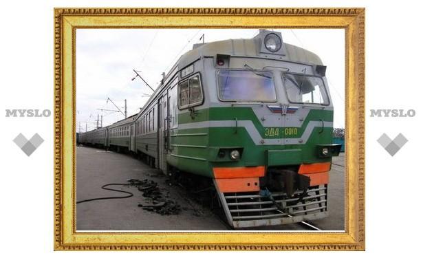 В Туле строят поезд-гостиницу