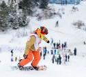 Горнолыжники и сноубордисты разыграли награды в Форино
