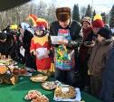 В Центральном парке идёт конкурс блинопеков