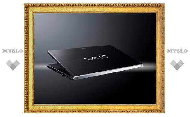 Sony выпустит ноутбук с Thunderbolt в июле