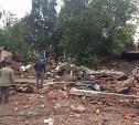 В Новомосковске прогремел взрыв