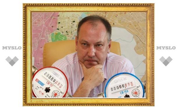 Прокуратура заставляет Олега Самылина установить счетчики