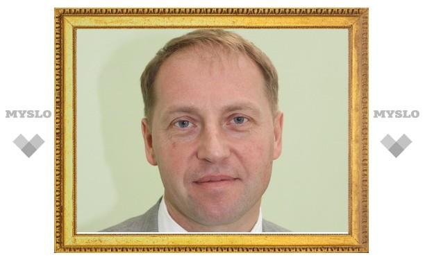 Павел Воронин стал заместителем председателя правительства Тульской области