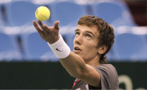 Тульский теннисист уступил британцу в третьем круге US Open