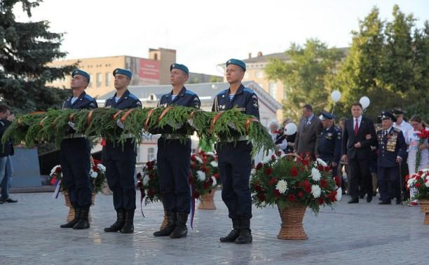 В Туле прошел митинг, посвящённый Дню памяти и скорби