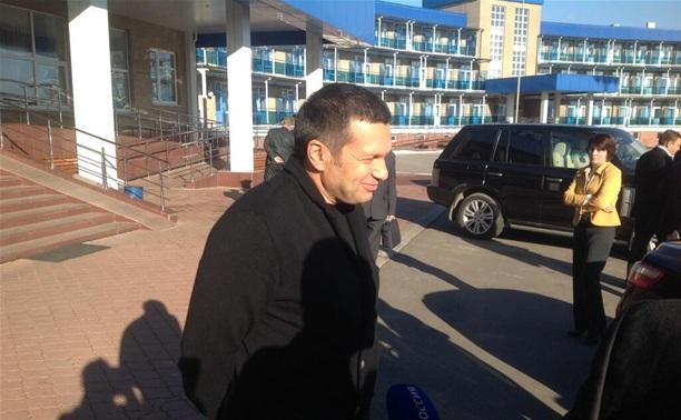 Журналист Владимир Соловьев: «Владимир Груздев - не случайный человек в регионе»