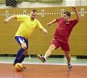 Лидеры тульской лиги любителей футбола сыграли вничью