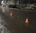 В Донском водитель сбил троих пешеходов: один человек погиб