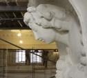 Работы в Колонном зале тульского Дворянского собрания закончатся в конце декабря