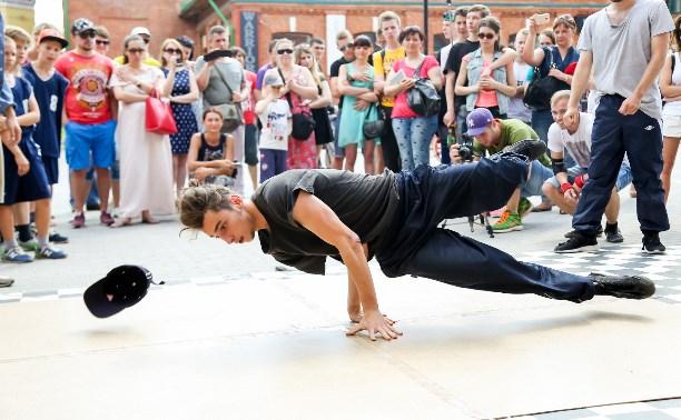 Фестиваль «Мастера стилей» собрал в Туле самых смелых, ловких и талантливых