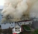 Оштрафован кассир, закрывший посетителей в горящем торговом центре в Щекино