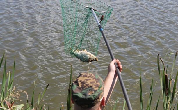 Туляков зовут на соревнования по рыбалке
