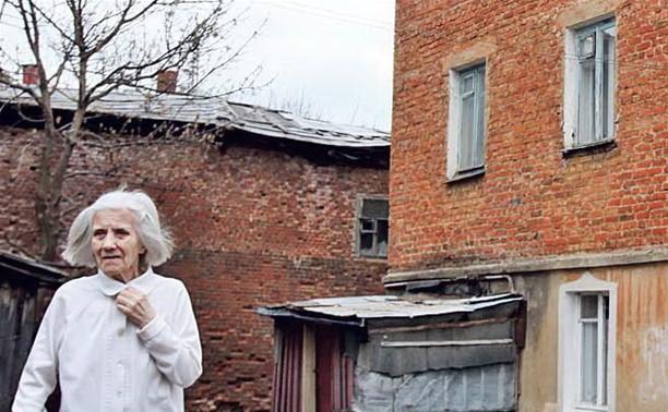 В двух шагах от «белого дома» туляки живут в руинах