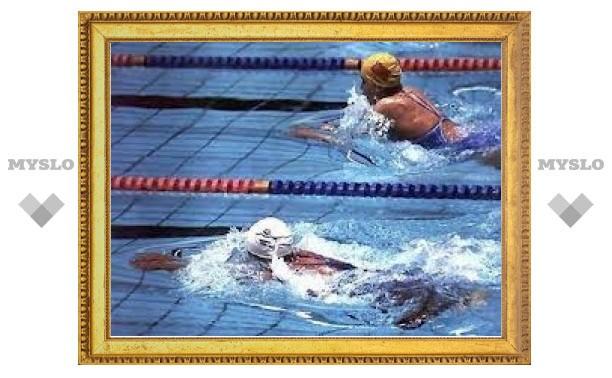 Пловцы Тульской области приняли участие в этапе Кубка России