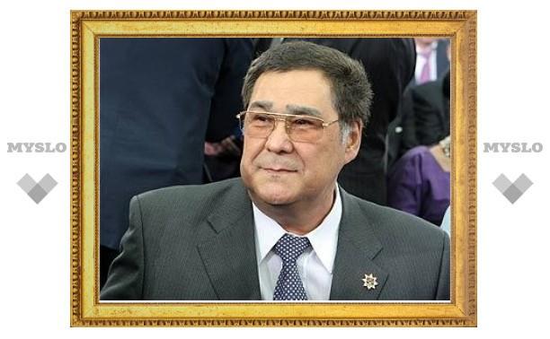 Тулеев предложил создать Кодекс чести для чиновников